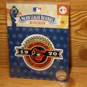 1970 Baltimore Orioles World Series Champions 40 A
